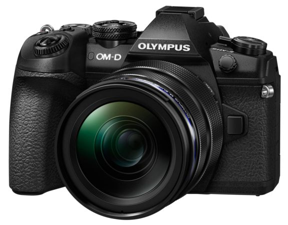 Olympus OM-D E-M1 Mark II Kit 12-40 mm černý/černý