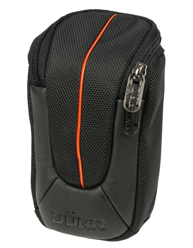 Doerr YUMA L black/orange pouzdro