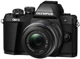 Olympus E-M10 Mark II 1442 kit black/black